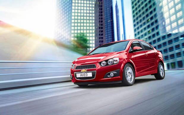 В Россию может вернуться бюджетный седан Chevrolet
