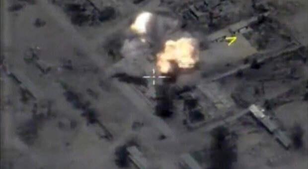РВ: в Нагорном Карабахе ракета попала в группу солдат