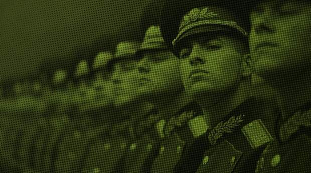 Армия Эстонии лишится военного оркестра и капелланов из-за кризиса