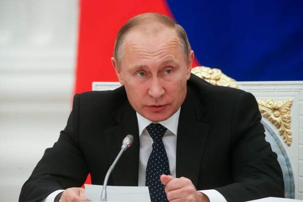 Владимир Путин: РФ не будет добиваться снятия западных санкций