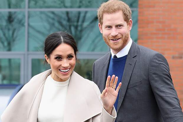 Принц Гарри решил назвать сына в честь матери