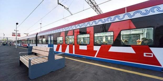 Собянин рассказал о ходе модернизации ж/д инфраструктуры в столице. Фото: mos.ru