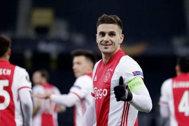 «Аякс» забил 9 мячей в матче чемпионата Нидерландов
