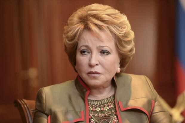 Матвиенко призвала предпринять все меры, чтобыне допустить повторенияказанской трагедии