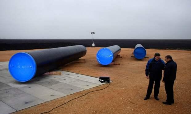 Конец «Южному потоку»: Еврокомиссия ждет разъяснений от России
