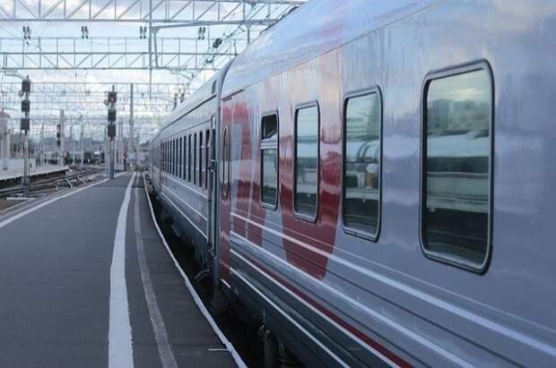 Началось регулярное движение поездов «Ласточка» между Москвой и Минском