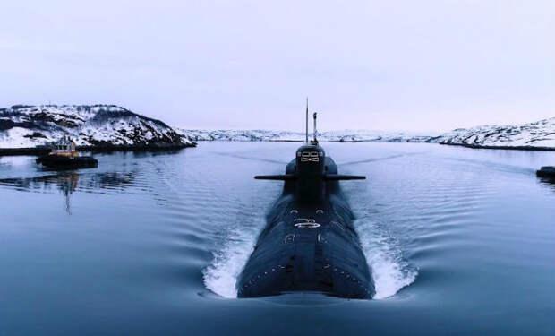 Фальшивая торпедная атака: как американцы за подлодкой СССР гонялись