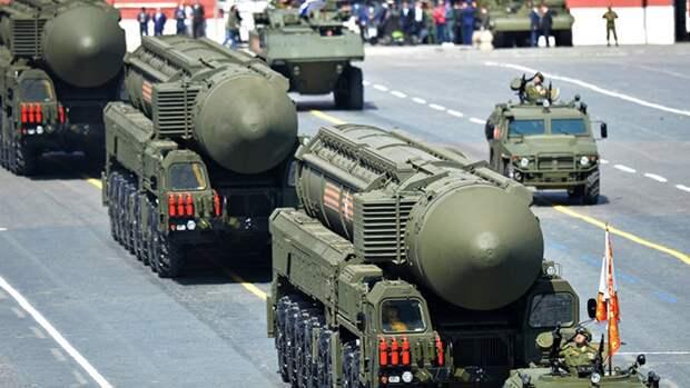 В США опубликовали рейтинг лучшего вооружения парада Победы в Москве