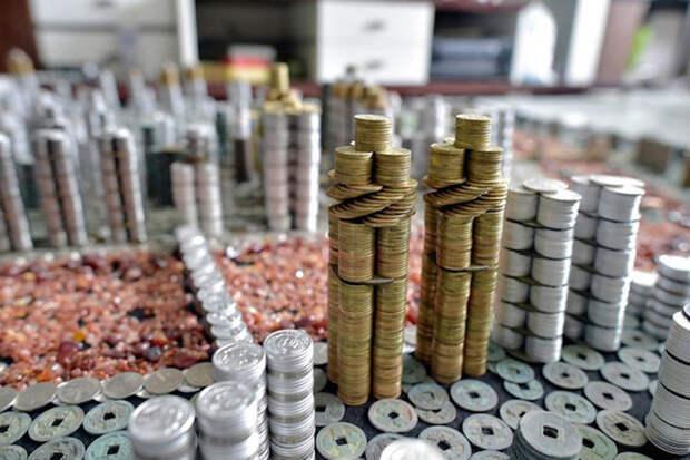 Монетная копия Чунцина