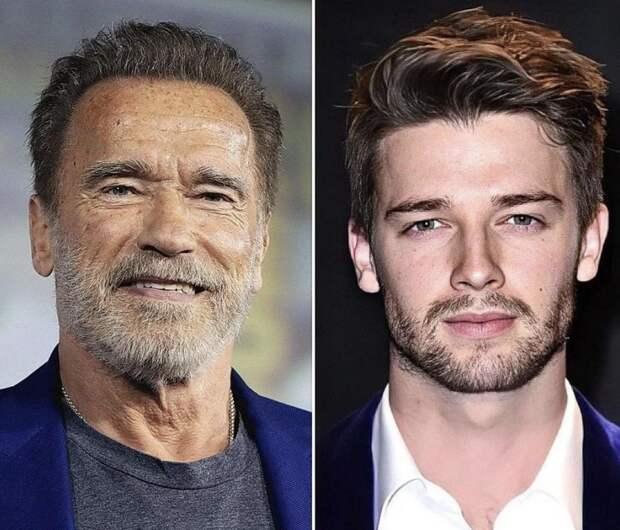 Какими выросли сыновья известных актёров Голливуда