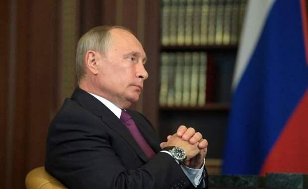 В США разгадали преемника Путина