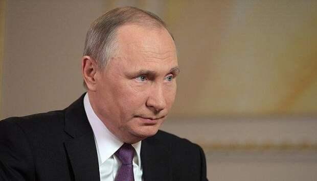 Владимир Путин рассказал о нехватке времени для игр с внуками | Продолжение проекта «Русская Весна»