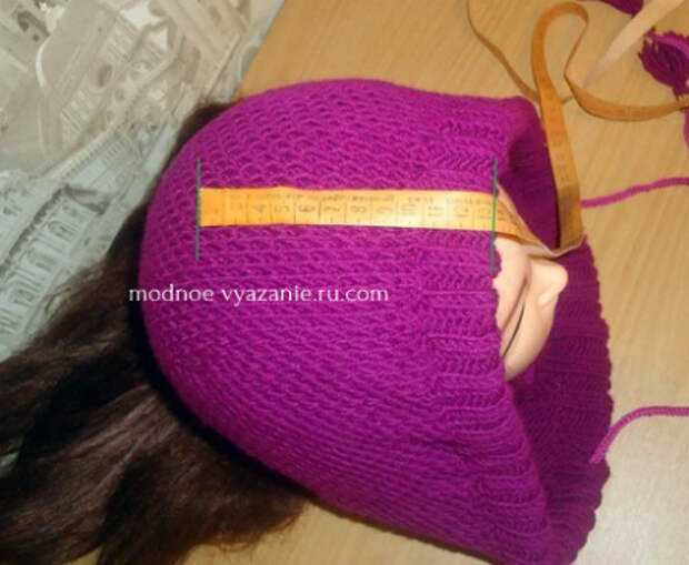 Капюшон - шапка - воротник своими руками
