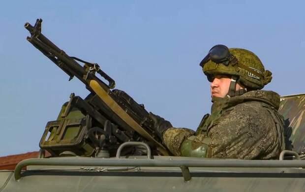 Российская армия в Карабахе: выгода и возможные негативные последствия