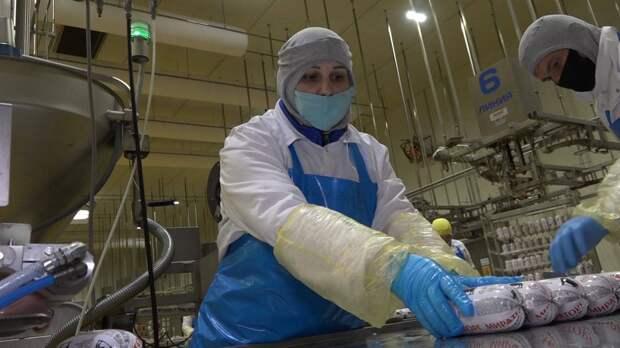 Колбаса, сосиски и сардельки составляют четверть мясного рациона россиян— исследование