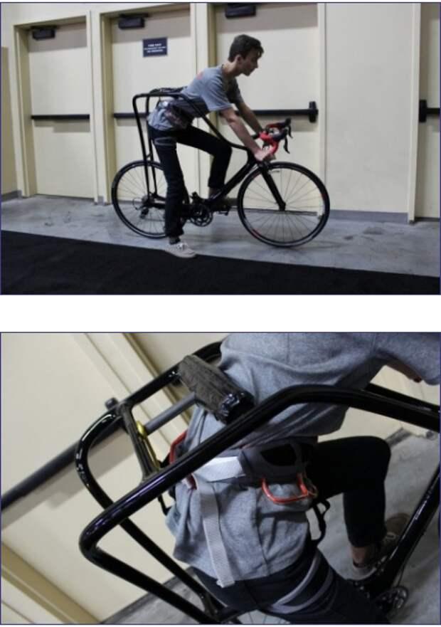 Лас-Вегас  продолжает изобретать велосипед