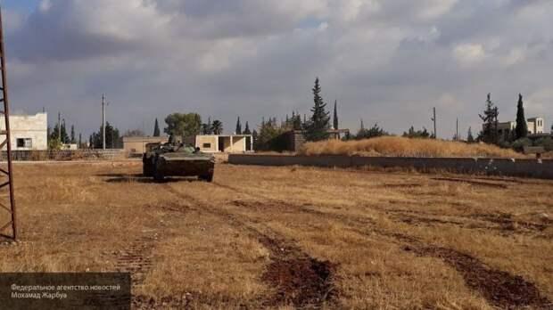 Курдские боевики продолжают обстрелы и теракты на севере Сирии против протурецких сил