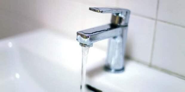 Кампания по сокращению потребления воды в Москве признана эффективной