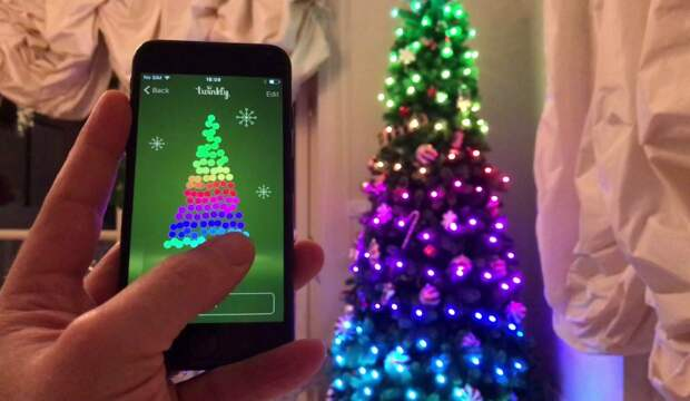 Эксперты предупредили об опасности взлома новогодней ёлки хакерами