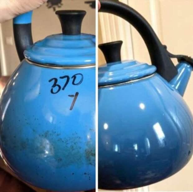 20+ мастеров губки и соды, в чьих руках даже столетний чайник засияет как новый