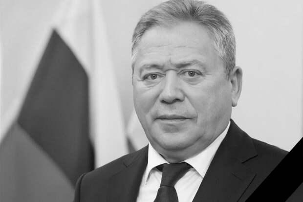 Руководитель Башкирии сообщил о смерти лечившегося от коронавируса мэра Уфы
