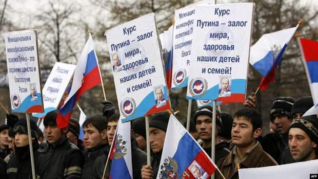 Россия будет выплачивать пенсии мигрантам