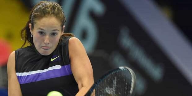 Касаткина выиграла турнир в Мельбурне