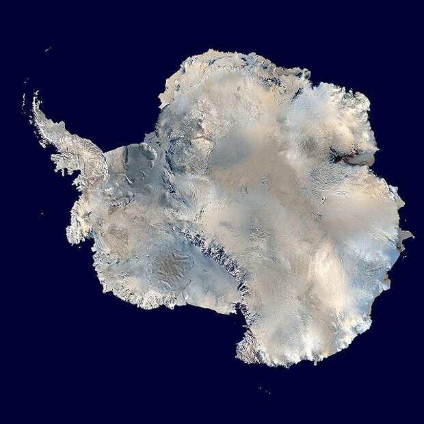 Антарктида – Атлантида
