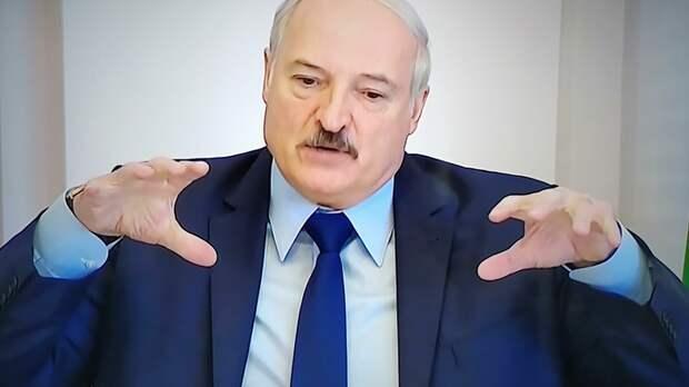 """""""Путин, помоги!"""": Лукашенко дал тонкий намёк на истинную цель провокаторов в Белоруссии"""