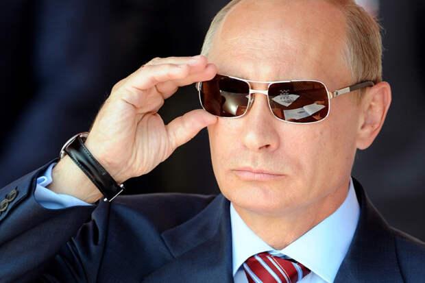 О хамстве Путина
