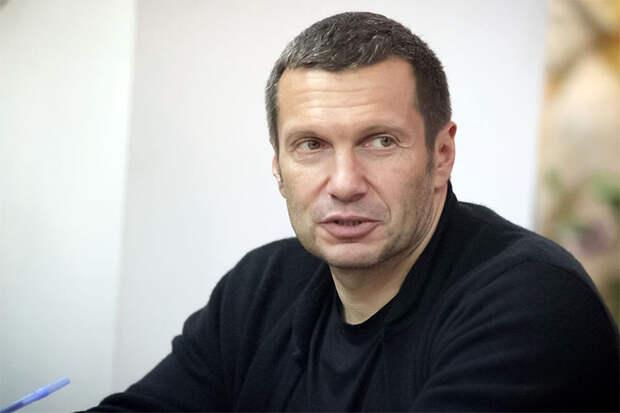 Владимир Соловьев: «У нас тоже не без идиотов на ТВ!»