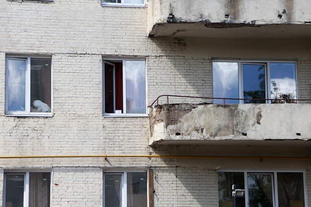 Упавший с балкона подросток насмерть разбился в Симферополе