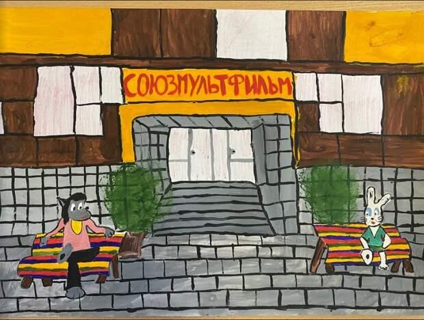 Юный художник из Марфина победил в конкурсе рисунков