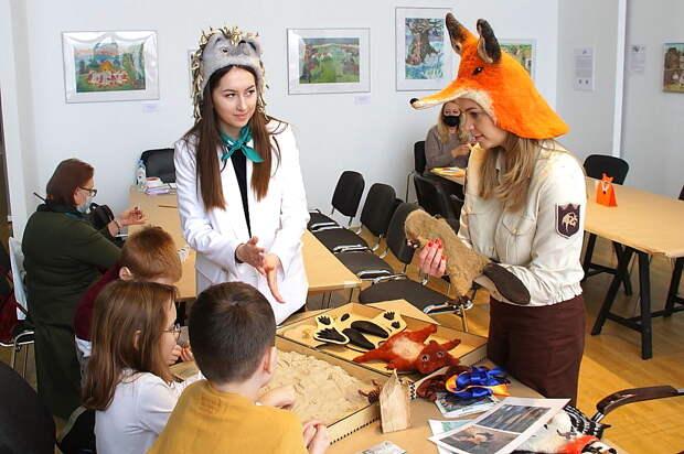 VIII Общероссийский фестиваль природы «Первозданная Россия»