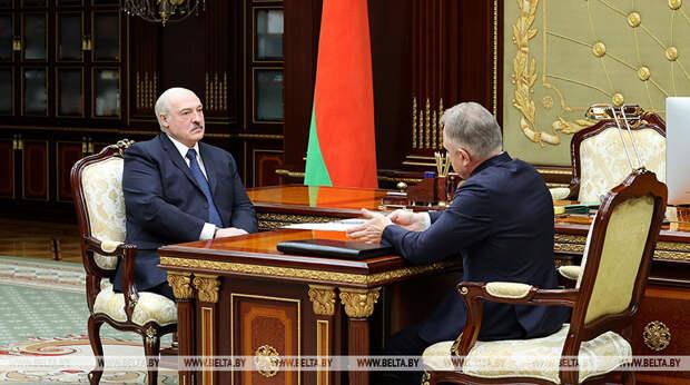 Развитие профсоюзного движения в Белоруссии