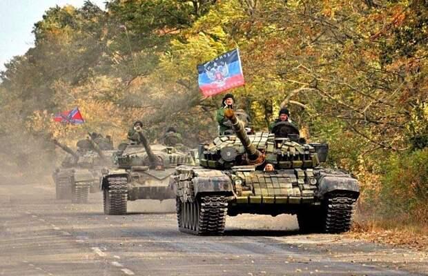 Северные добровольцы готовы резко увеличить численность Народной милиции ДНР