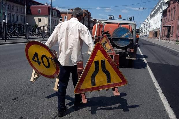 В Москве на некоторых улицах ограничат движение