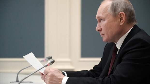 Президент России прилетел на саммит в Женеву