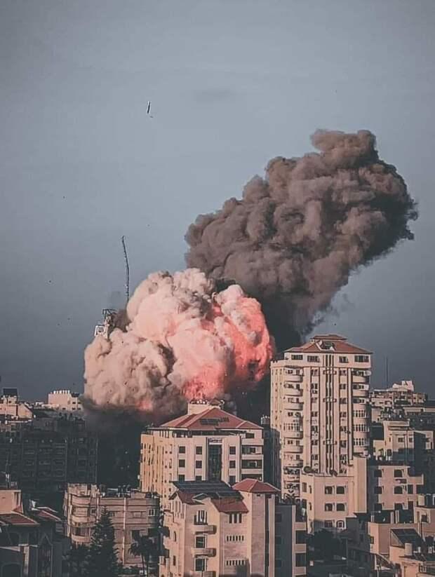 Новый обмен ударами между Газой и Израилем