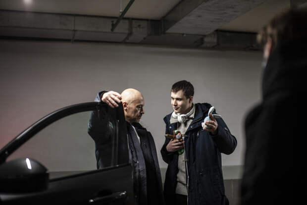 Чулпан Хаматова и Федор Бондарчук сыграют супружескую пару