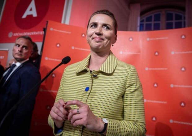 Дания поддержала остановку Северного потока-2 из-за отравления Навального
