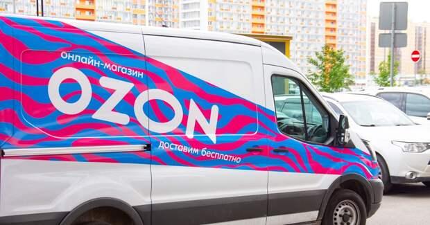 На Ozon появилась витрина с алкоголем от Simple Group