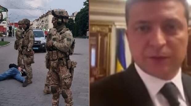 Террорист в Луцке показал беспомощность силовиков Украины и вдохновил террористов Украина, Силовики, Политика