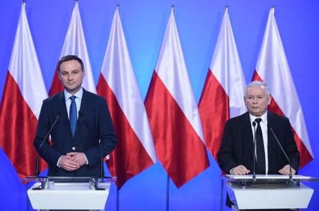 Американский журавль в небе Варшаве ближе к сердцу, чем европейская синица в руке