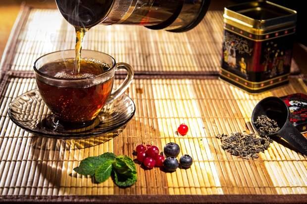 Медики назвали чаи, которые способствуют сжиганию жира