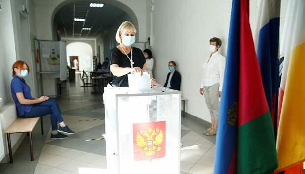 На Кубани стартовал основной день голосования