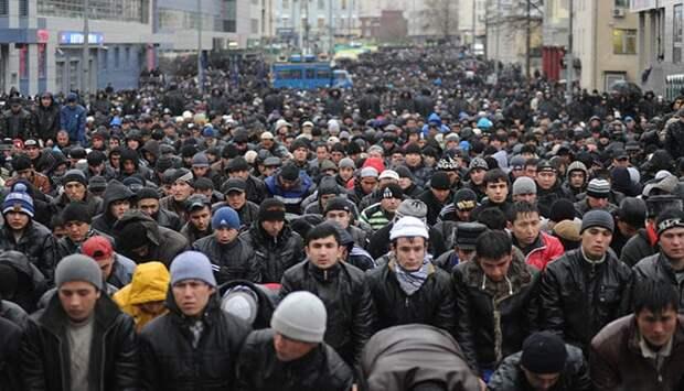 Минтруд Таджикистана обратился к нелегалам после ультиматума России