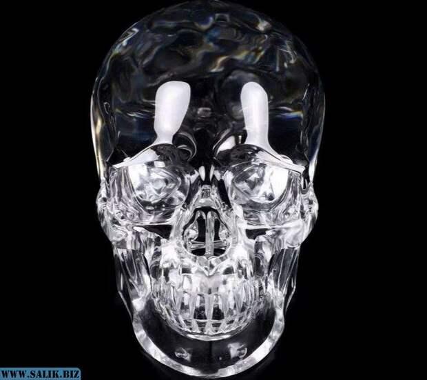 Хрустальный череп.