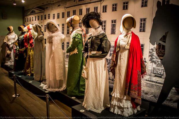 Мода пушкинской эпохи