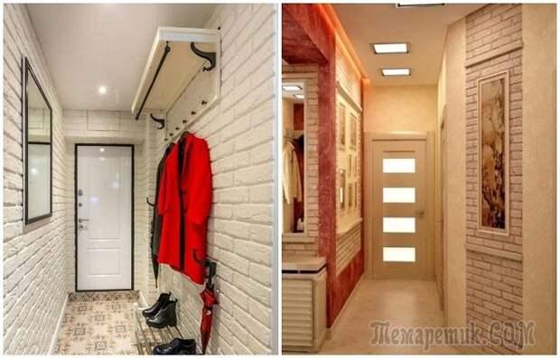 Что делать с узким коридором в квартире: 8 вариантов решения проблемы